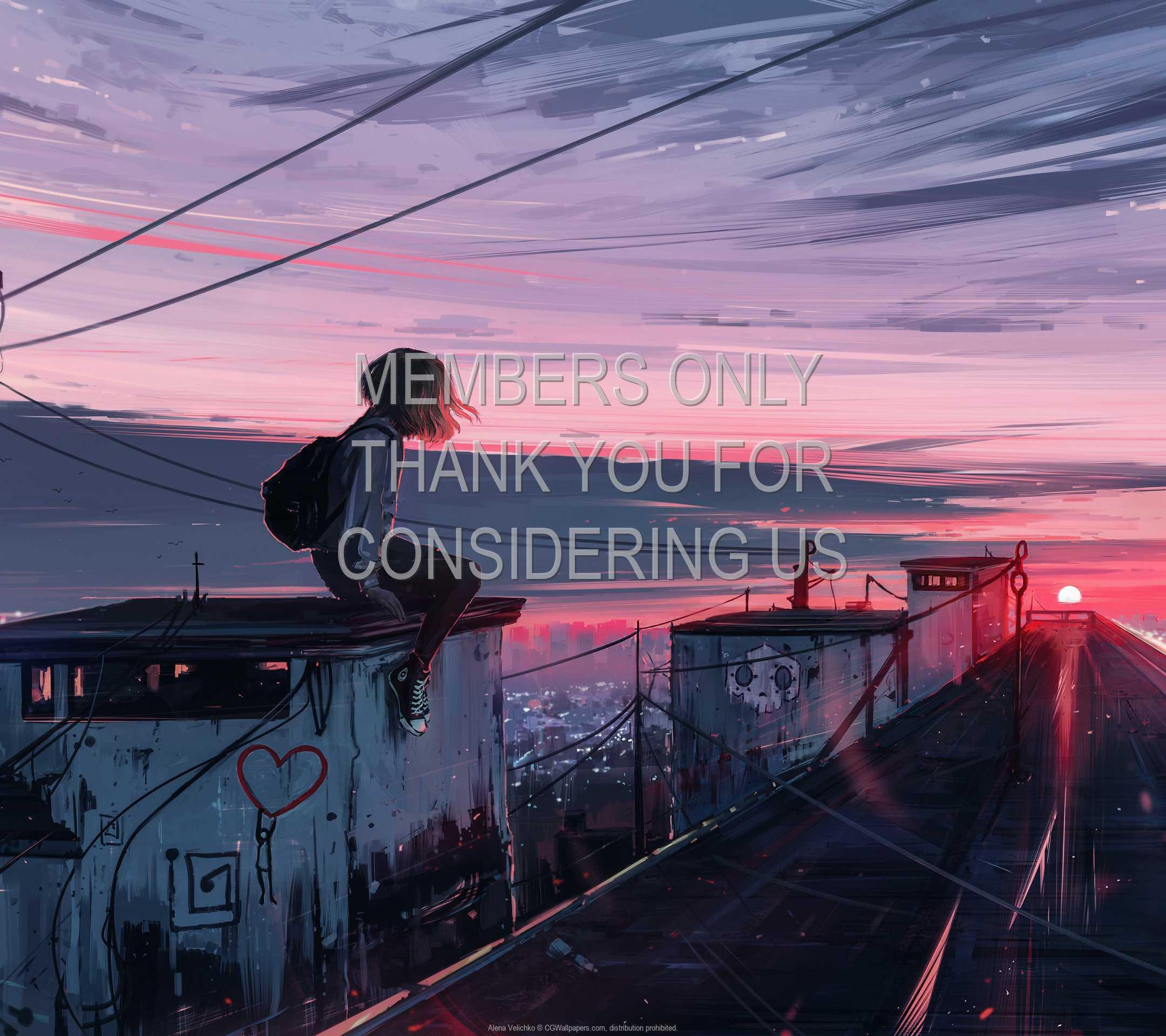 Alena Velichko 1080p Horizontal Mobiele achtergrond 12