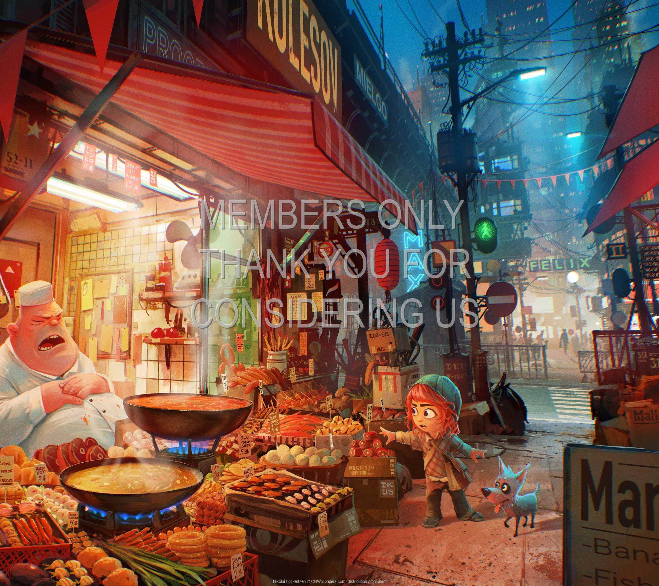 Nikolai Lockertsen 1080p Horizontal Mobiele achtergrond 17
