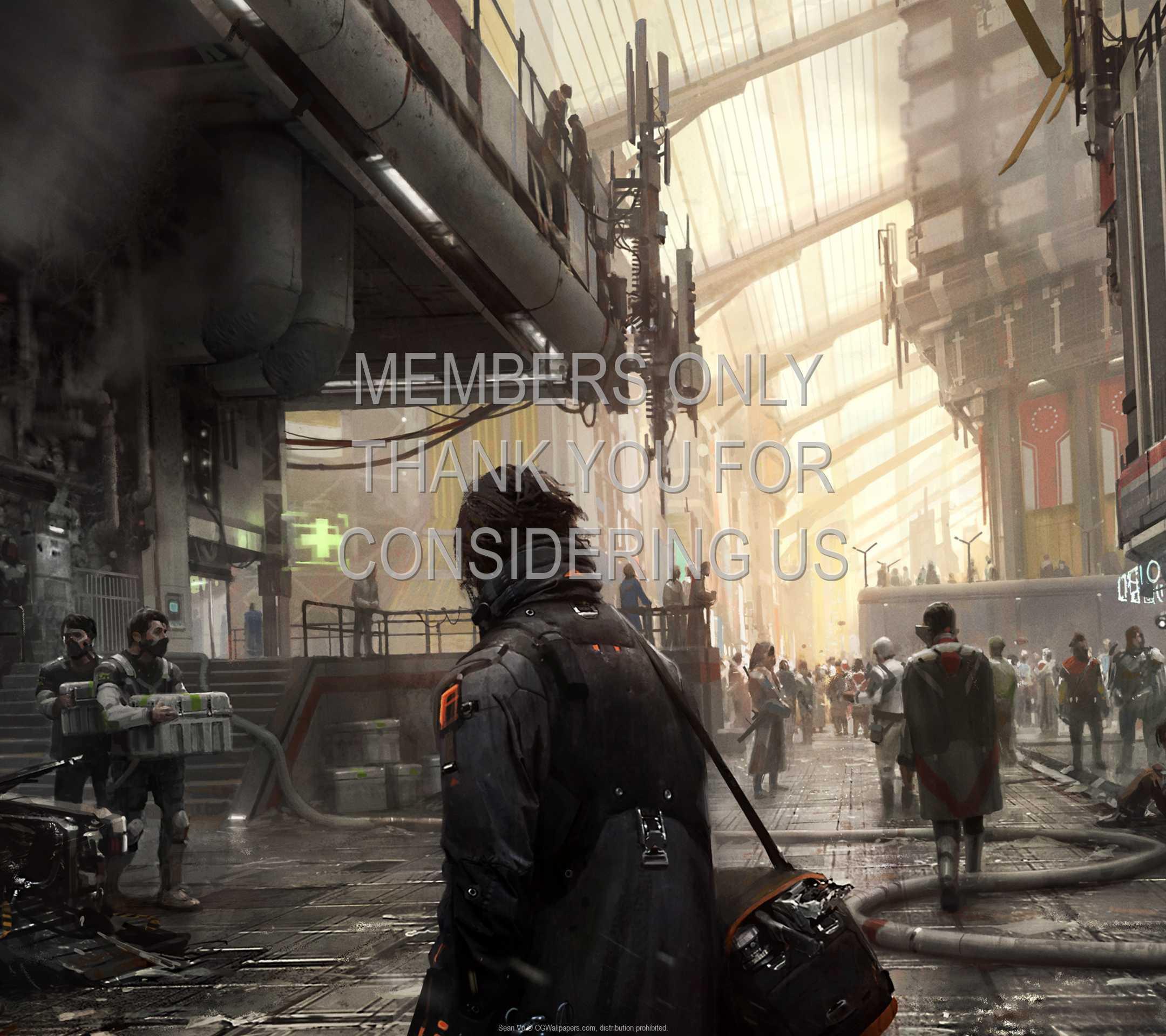 Sean Vo 1080p Horizontal Mobiele achtergrond 01