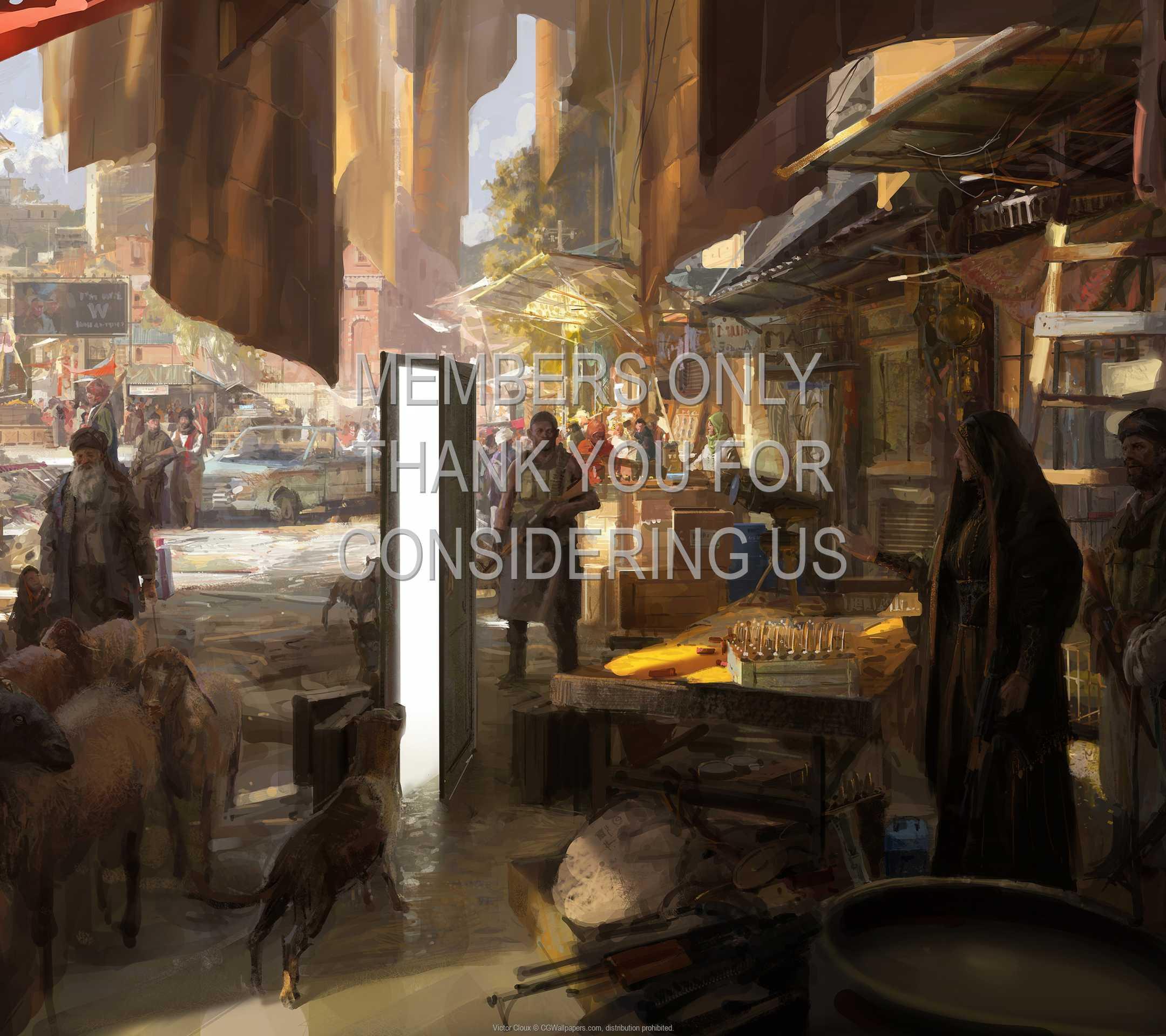 Victor Cloux 1080p Horizontal Mobiele achtergrond 02