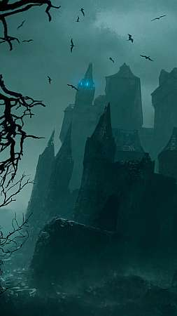 Magic the Gathering: Black Keep Mobiele Verticaal achtergrond